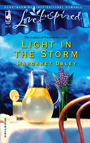 9780373873074: Light in the Storm (The Ladies of Sweetwater Lake, Book 3) (Love Inspired #297)