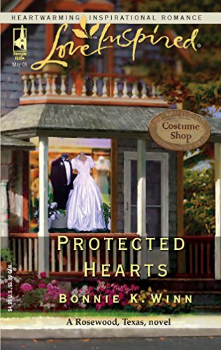 Protected Hearts : A Rosewood, Texas Novel (Love Inspired Romance #299)