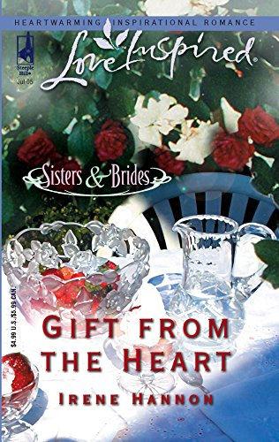 9780373873173: Gift from the Heart (Sisters & Brides Series #2) (Love Inspired #307)