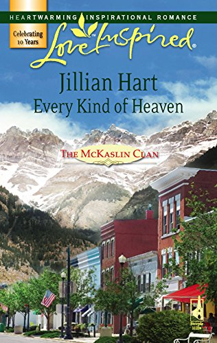 9780373874231: Every Kind of Heaven (The McKaslin Clan: Series 3, Book 3) (Love Inspired #387)