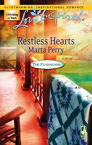 9780373874248: Restless Hearts (The Flanagans, Book 6) (Love Inspired #388)