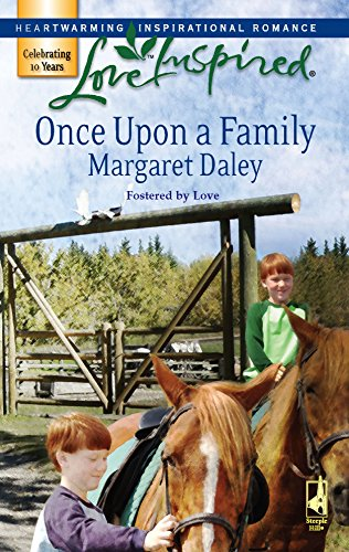 9780373874293: Once Upon a Family (Fostered by Love Series #1) (Love Inspired #393)