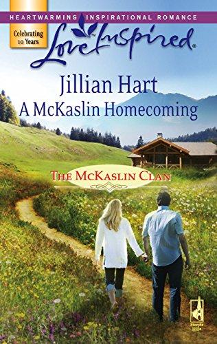 9780373874392: A McKaslin Homecoming (The McKaslin Clan: Series 3, Book 5) (Love Inspired #403)