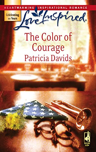 9780373874453: The Color of Courage (Mounted Color Guard Series #1) (Love Inspired #409)