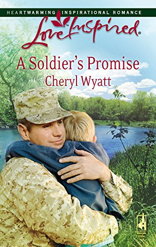 9780373874668: A Soldier's Promise (Wings of Refuge, Book 1) (Love Inspired #430)