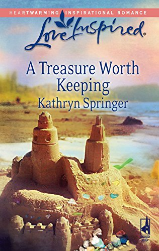 9780373874729: A Treasure Worth Keeping: McBride Sisters' Series #1 (Love Inspired #436)