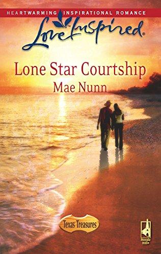 9780373874811: Lone Star Courtship (Texas Treasures Series #4) (Love Inspired #445)