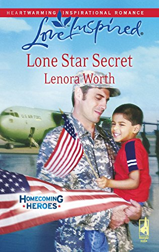 Lone Star Secret (Homecoming Heroes, Book 2) (Love Inspired #456) (0373874928) by Lenora Worth
