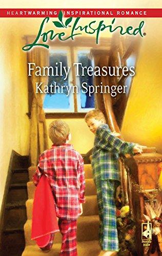 9780373875054: Family Treasures: McBride Sisters' Series #3 (Love Inspired #469)