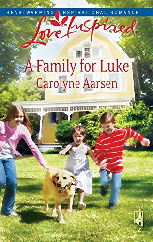 9780373875122: A Family for Luke: Riverbend Series #3 (Love Inspired #476)