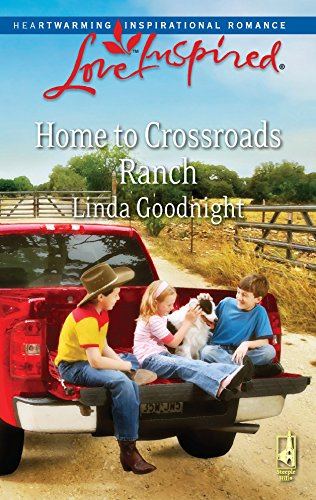 9780373875214: Home to Crossroads Ranch (Love Inspired #485)