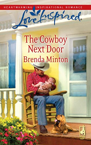 9780373875306: The Cowboy Next Door (The Cowboy Series #2) (Love Inspired #494)