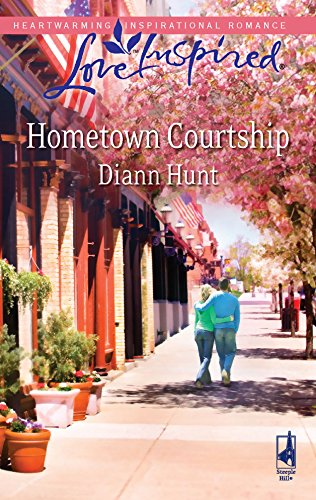 9780373875399: Hometown Courtship (Love Inspired)