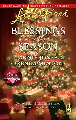 9780373875627: Blessings of the Season: The Holiday Husband\The Christmas Letter (Love Inspired)