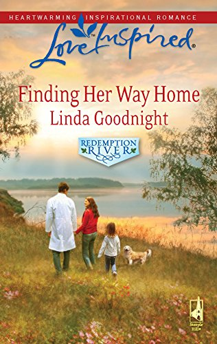 9780373875719: Finding Her Way Home (Love Inspired : Redemption River)