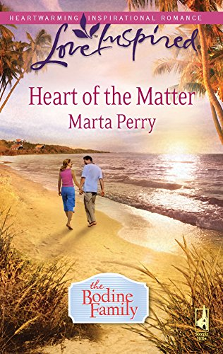 Heart of the Matter (Love Inspired): Perry, Marta