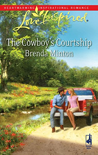 9780373875863: The Cowboy's Courtship (Love Inspired)