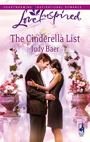 9780373875948: The Cinderella List (Love Inspired)