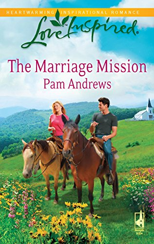 9780373875993: The Marriage Mission (Love Inspired)