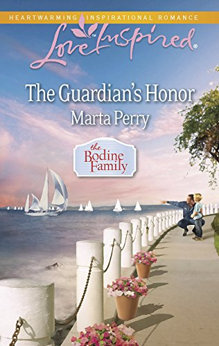 The Guardian's Honor (Love Inspired): Perry, Marta