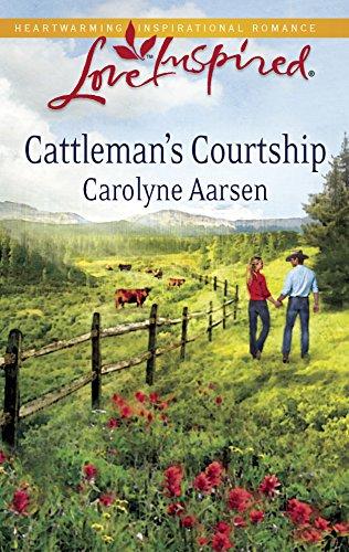 9780373876105: Cattleman's Courtship (Love Inspired)