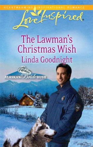 9780373876389: The Lawman's Christmas Wish (Love Inspired)