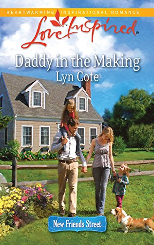 9780373876631: Daddy in the Making (New Friends Street)