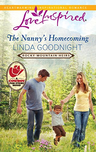 9780373876808: The Nanny's Homecoming (Rocky Mountain Heirs)