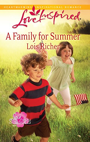 9780373876815: A Family for Summer (Love Inspired: Love for all Seasons)