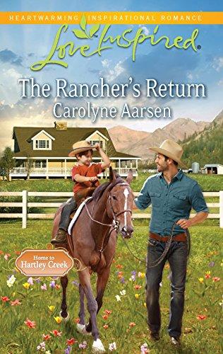 9780373876938: The Rancher's Return (Love Inspired)