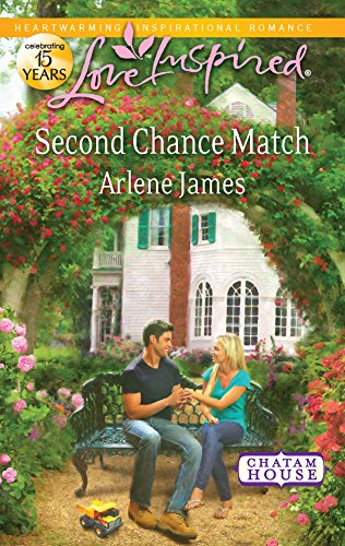 9780373877232: Second Chance Match (Love Inspired: Chatam House)