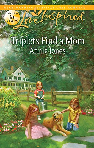 Triplets Find a Mom (Love Inspired) (9780373877294) by Jones, Annie