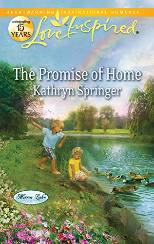 9780373877454: The Promise of Home (Love Inspired)