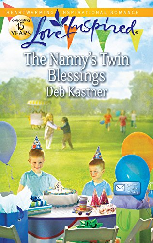 9780373877485: The Nanny's Twin Blessings (Email Order Brides)
