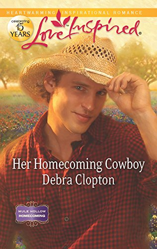 9780373877591: Her Homecoming Cowboy (Love Inspired: Mule Hollow Homecoming)
