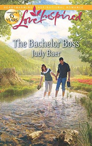 9780373877614: The Bachelor Boss (Love Inspired)