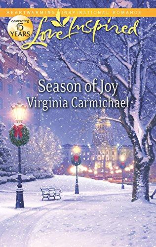 9780373877805: Season of Joy (Love Inspired)