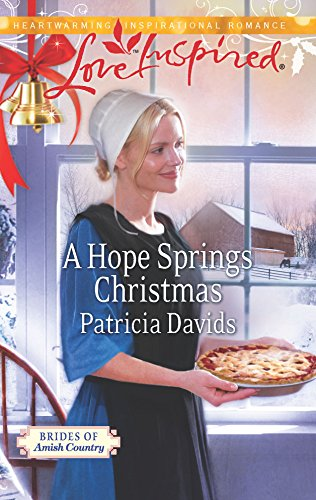 9780373877812: A Hope Springs Christmas (Brides of Amish Country)