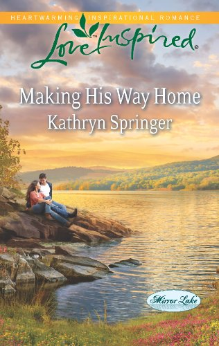 9780373878062: Making His Way Home (Love Inspired)