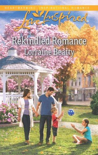 9780373878109: Rekindled Romance (Love Inspired)