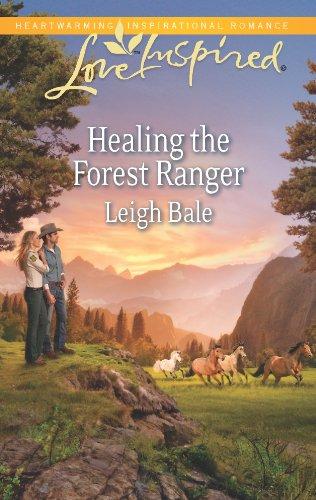 9780373878147: Healing the Forest Ranger (Love Inspired)