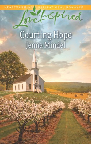 9780373878208: Courting Hope (Love Inspired)