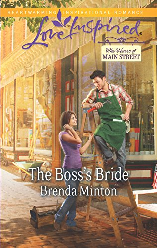 9780373878352: The Boss's Bride (Love Inspired\The Heart of Main Street)