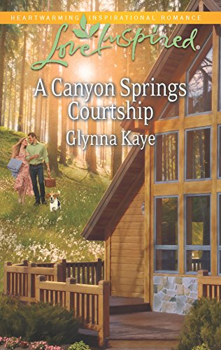 9780373878390: A Canyon Springs Courtship (Love Inspired)