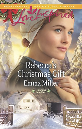 9780373878482: Rebecca's Christmas Gift (Hannah's Daughters)
