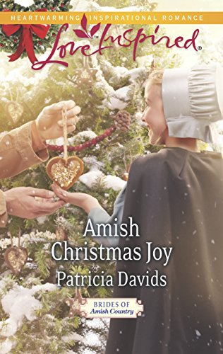 9780373878550: Amish Christmas Joy (Brides of Amish Country)