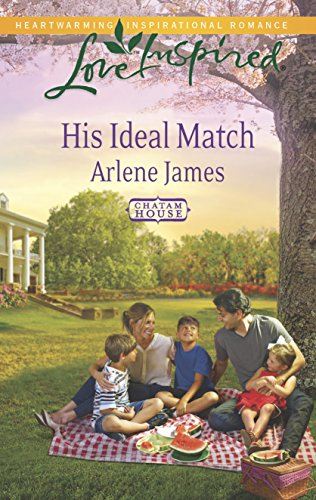 9780373878611: His Ideal Match (Love Inspired\Chatam House)