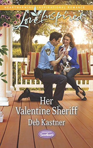 9780373878680: Her Valentine Sheriff (Love Inspired\Serendipity Sweethearts)