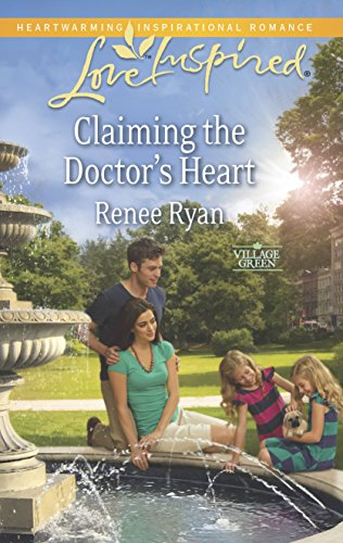 9780373878802: Claiming the Doctor's Heart (Love Inspired\Village Green)