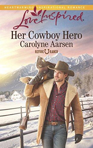 9780373879311: Her Cowboy Hero (Love Inspired)
